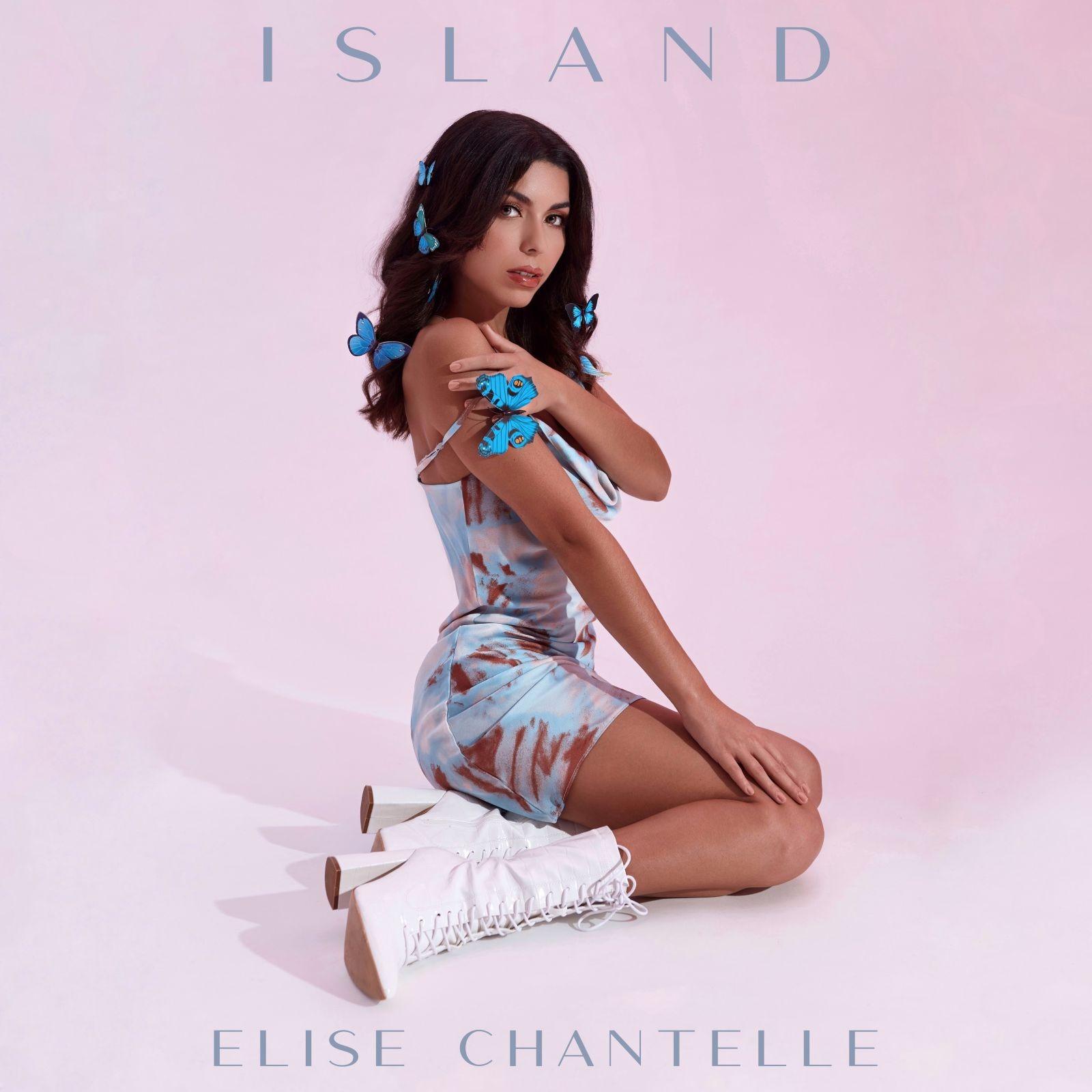 """ELISE CHANTELLE """"Island"""" ©PA74 Music Publishing"""