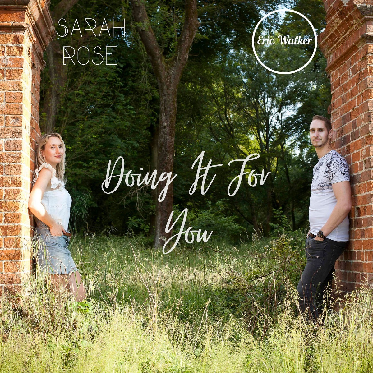"Sarah Rose & Eric Walker ""Doing it for you"" ©PA74 Music"